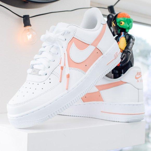 Nike Shoes | Custom Air Force 550